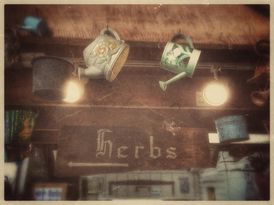 to herbs